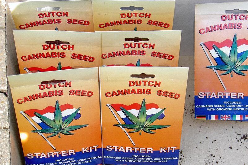 еще один символ Амстердама