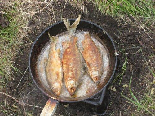 жаркое рыбака
