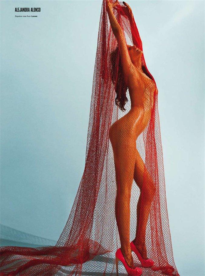Spanish Models by Txema Yeste - Alejandra Alonso