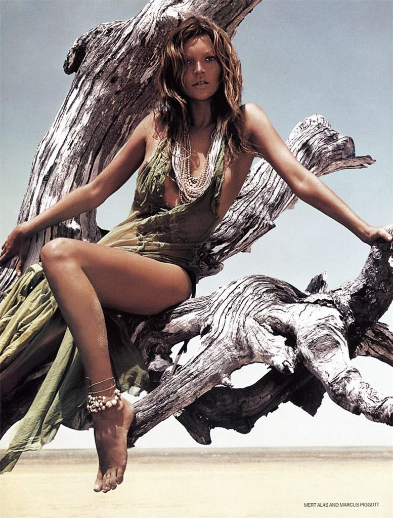 Кейт Мосс / Kate Moss by Mert and Marcus