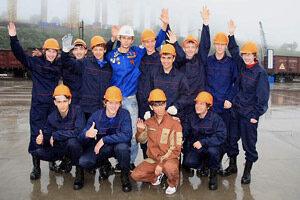 Студотряды Владивостока откроют летний трудовой семестр