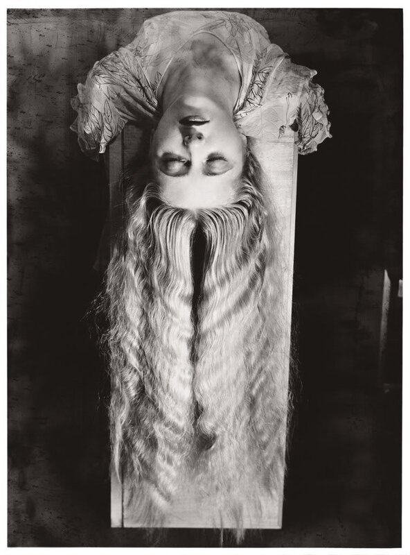 волосы,Man Ray