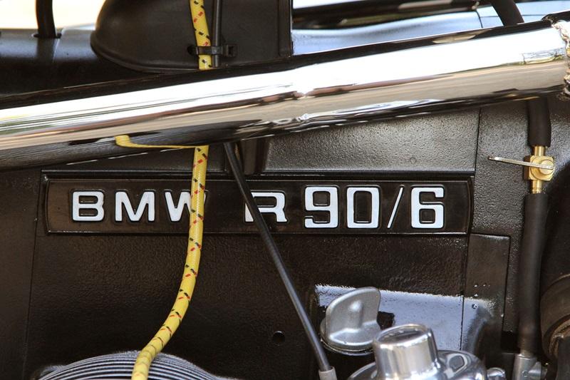Боббер BMW R90/6