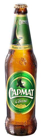 Efes Ukraine представляет обновленный дизайн пива «Сармат»