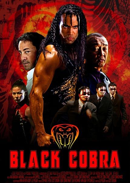Черная кобра / Black Cobra (2012) DVDRip