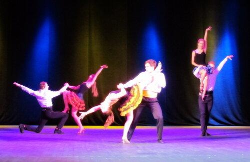 РАТИ, танцы