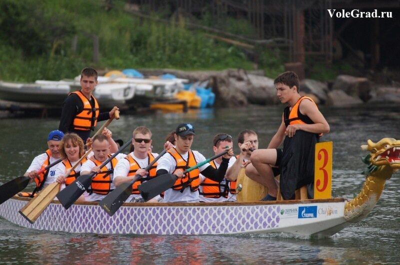 Гонки на Драконах 23 Июля 2012, Владивосток