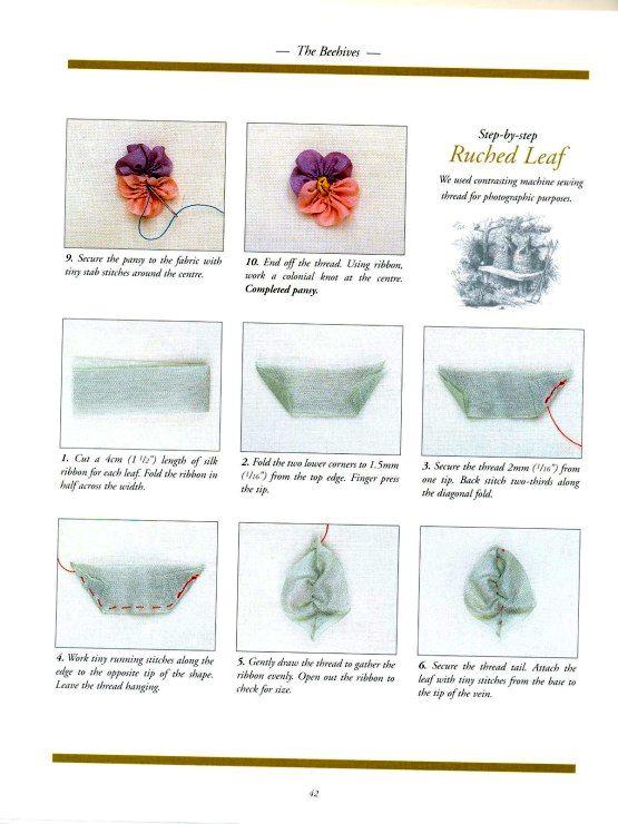 Сумки с оригинальной вышивкой