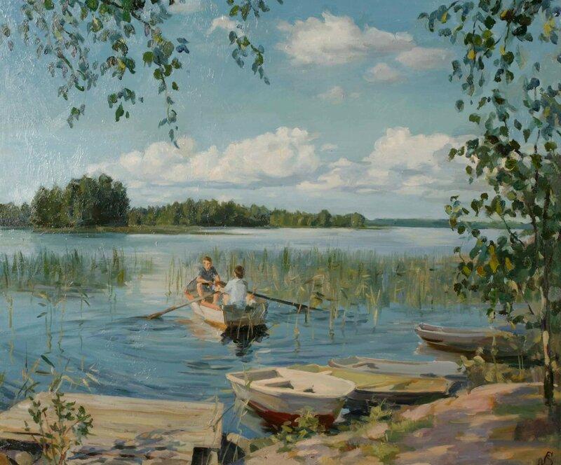 Святослав Новосадюк. Лодки.jpg