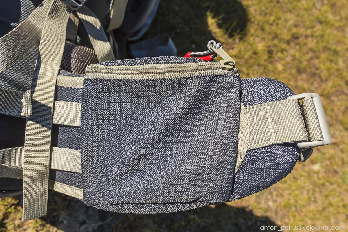 Обзор рюкзака Nova Tour