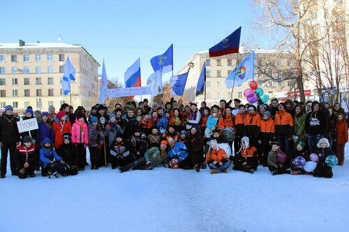 Скауты-разведчики Мурманской области и Республики Карелия
