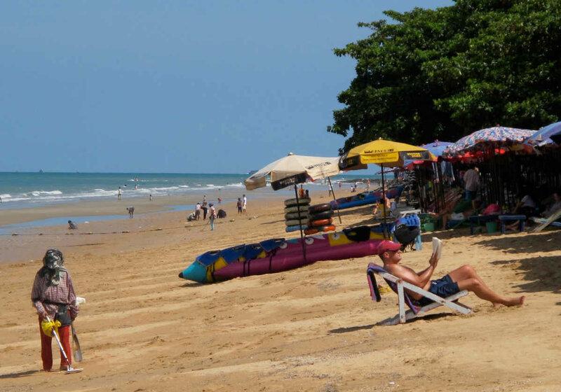 Паттайя путешествие  Pattaya travel