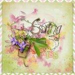 Spring Kiss