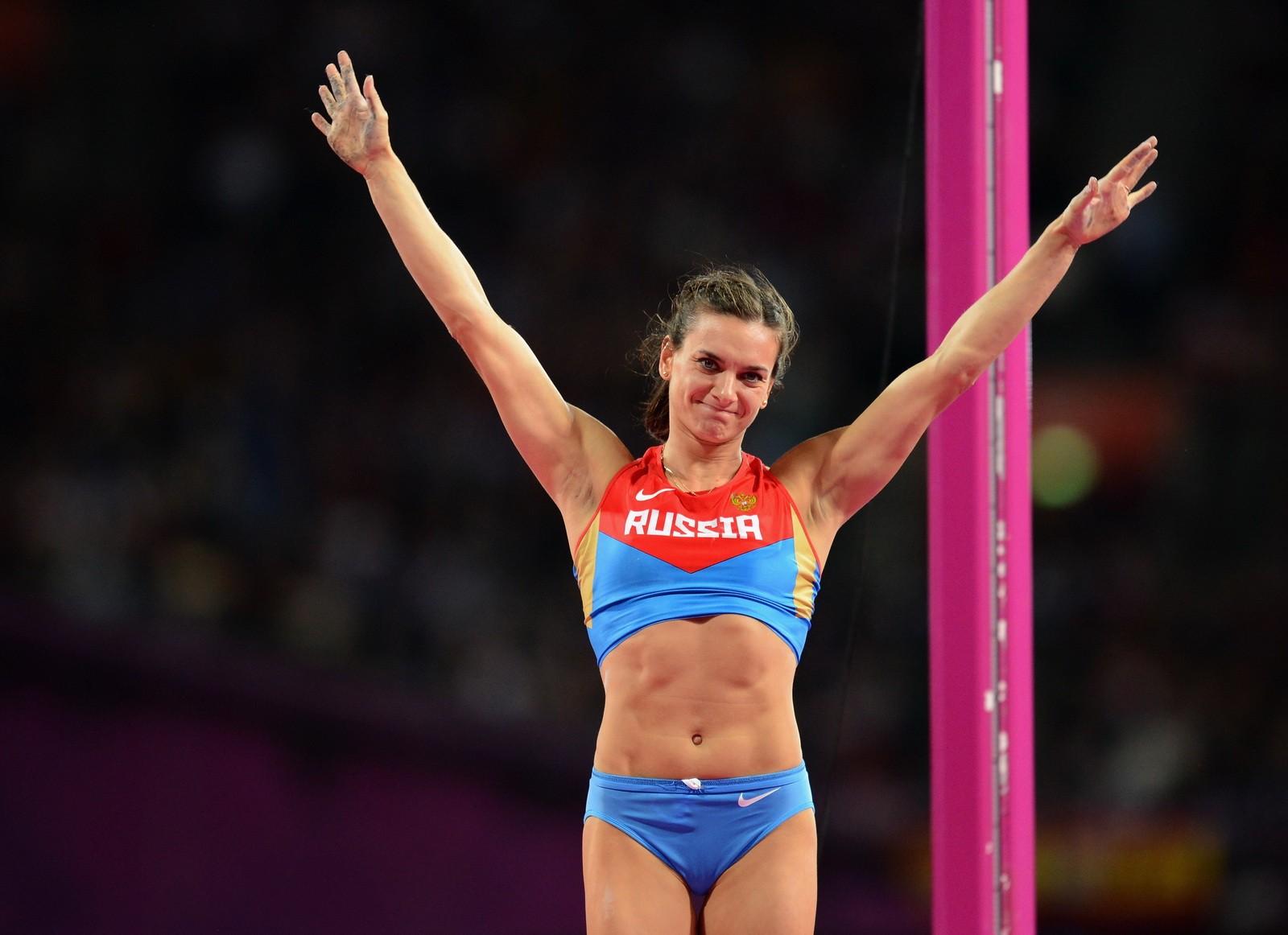 Исинбаева пообещала защищать русских спортсменов, работая вМеждународном олимпийском совете