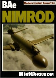 Книга BAe Nimrod (Modern Combat Aircraft 24)