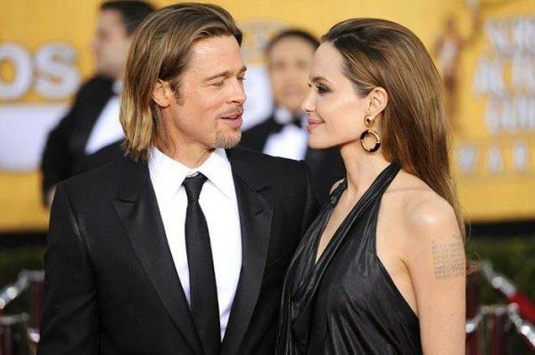 В этом году вновь вышла замуж Анджелина Джоли на 39-том году жизни.
