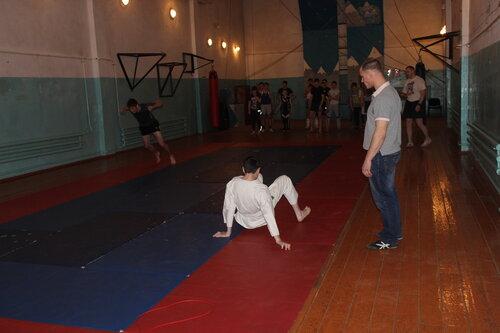 Военно-спортивные соревнования,
