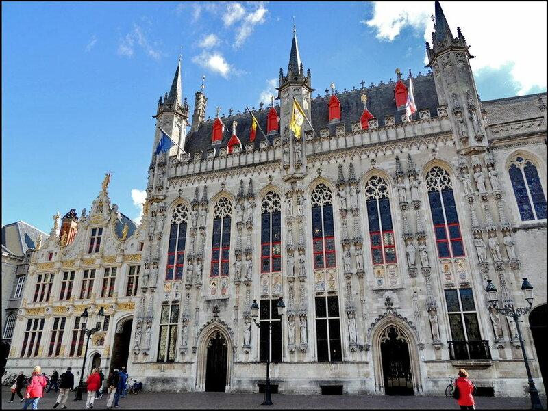 Brugge 9192 Stadhuis