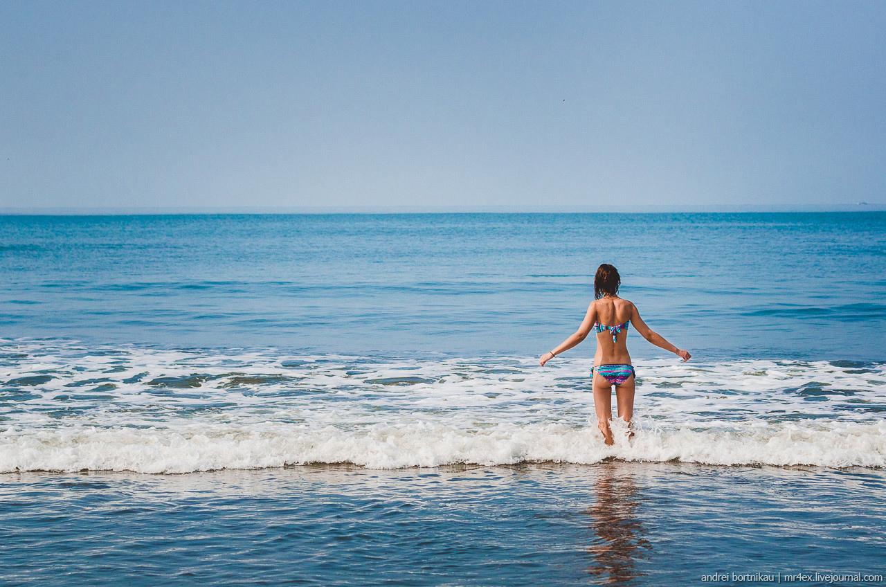 Пляжи Гоа, Пляжи Северного Гоа