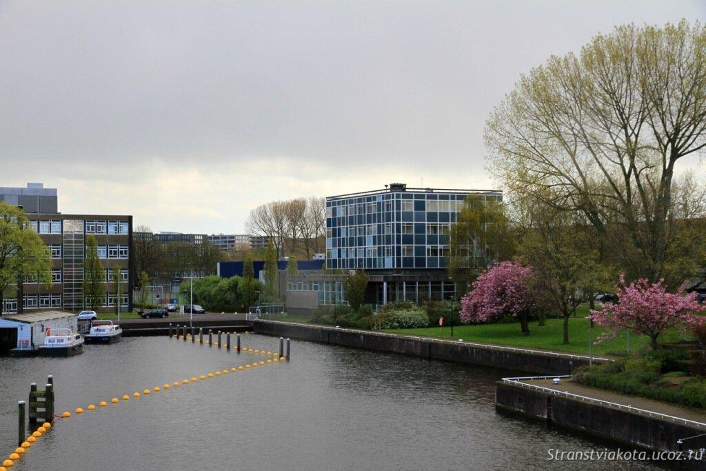 Амстердам, музей судоходства