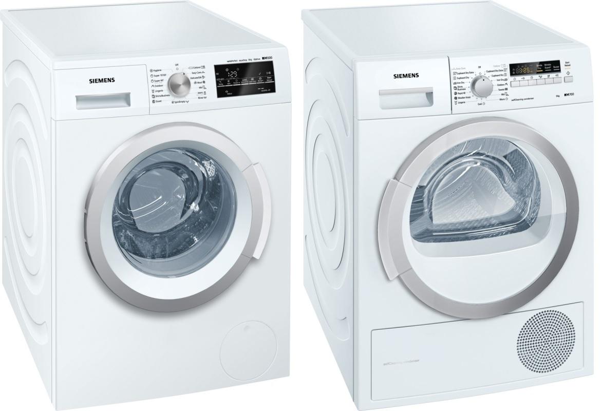Siemens стиральная и сушильная машина серии IQ, интернет-магазин Краснодар