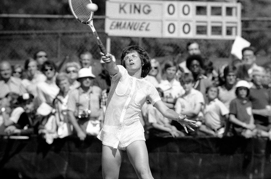 Billie Jean King 1972