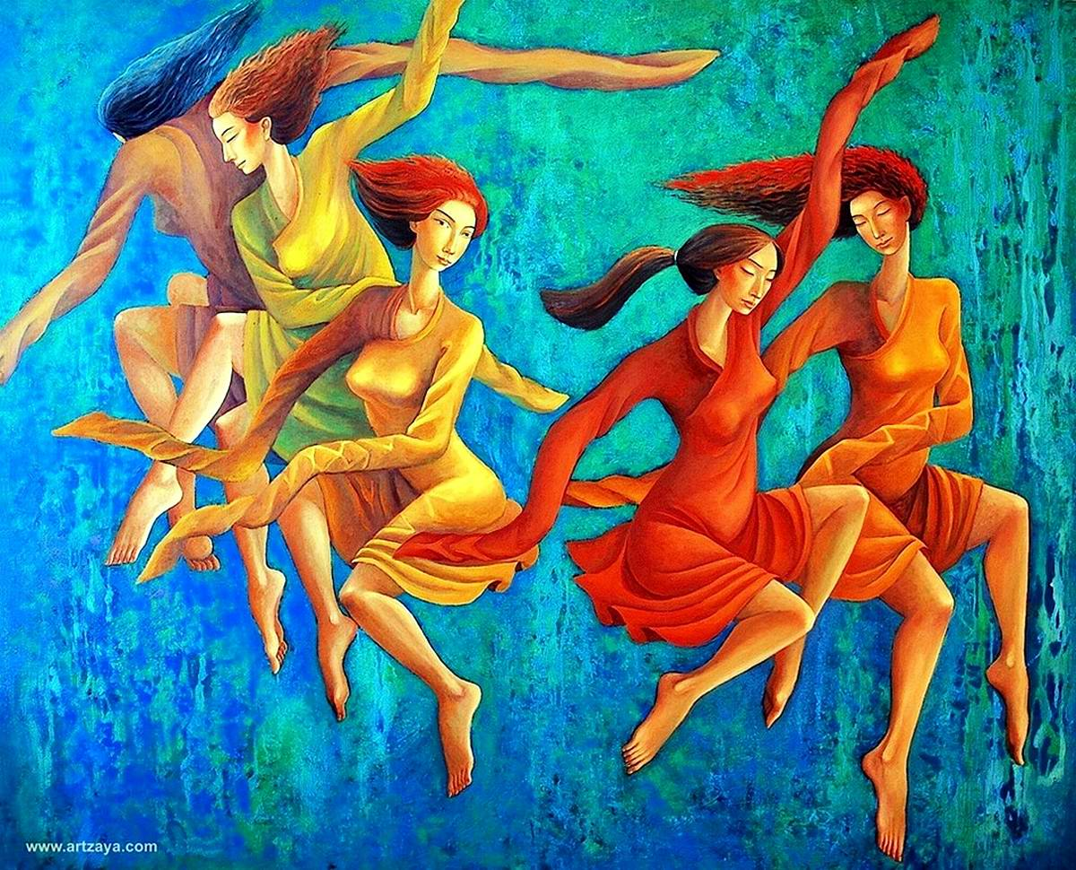 Степные танцы