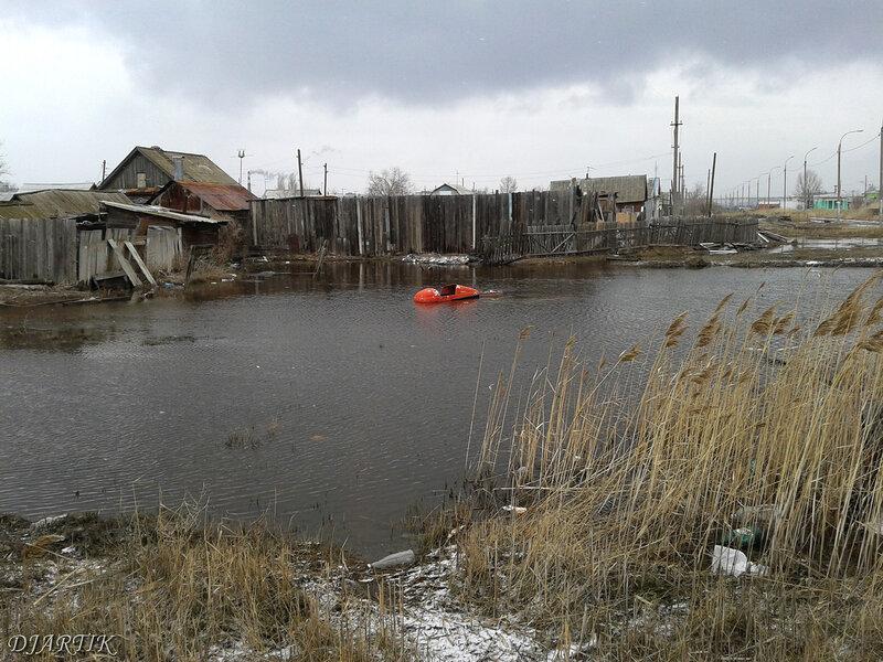Лодка-люлька