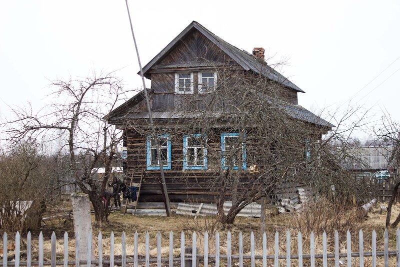 деревня Кересть