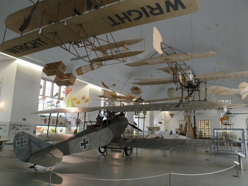 Немецкий музей.