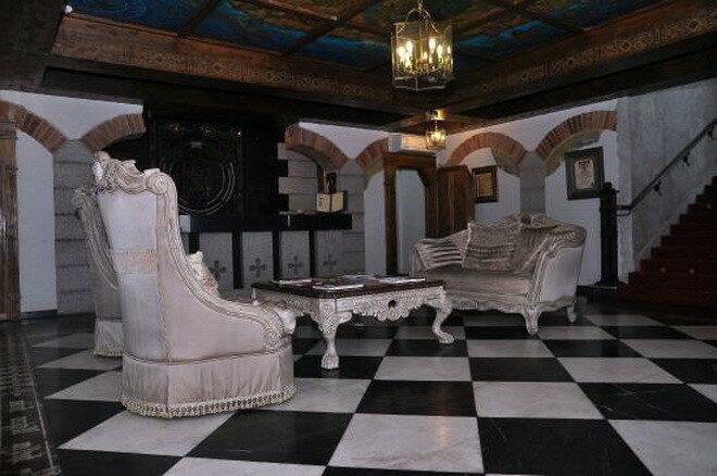 Отель Нессельбек. Калининград