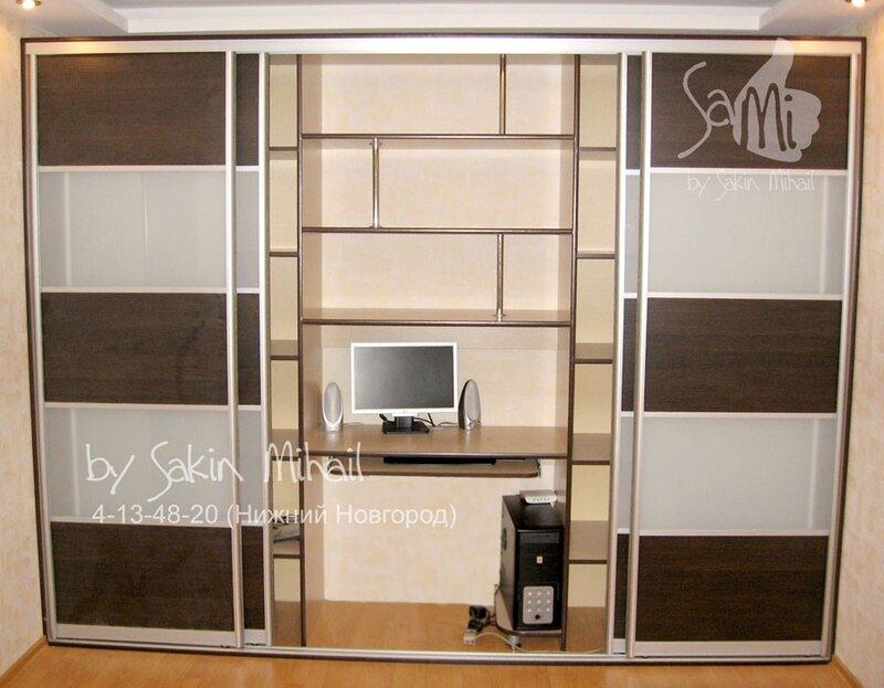 Изготовление мебели для балконов и лоджий цены от