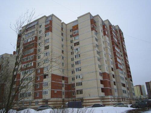 Бухарестская ул. 146к2