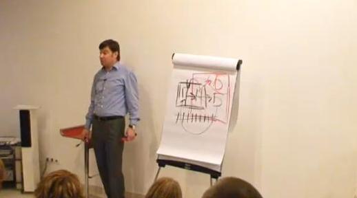 Владимир Герасичев - Самомотивация | Смотреть онлайн / скачать (тренинг)(психология)(семинар)