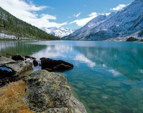 Мультинское озеро - Катунский заповедник