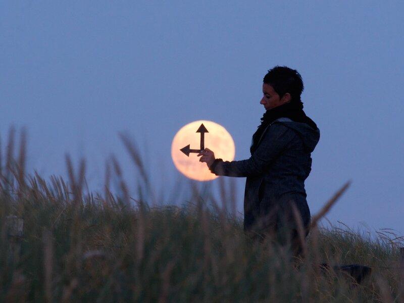 Игры с луной совместно с Лораном Лаведером (Laurent Laveder)