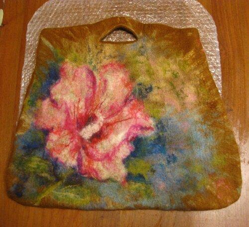 Расписание мастер-классов по валянию из шерсти (сумки, картины) на...