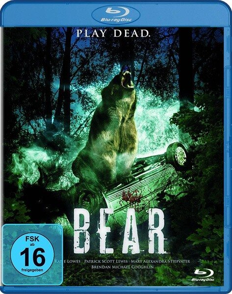 Медведь / Bear (2010/BDRip 720p/HDRip/1400Mb/700Mb)