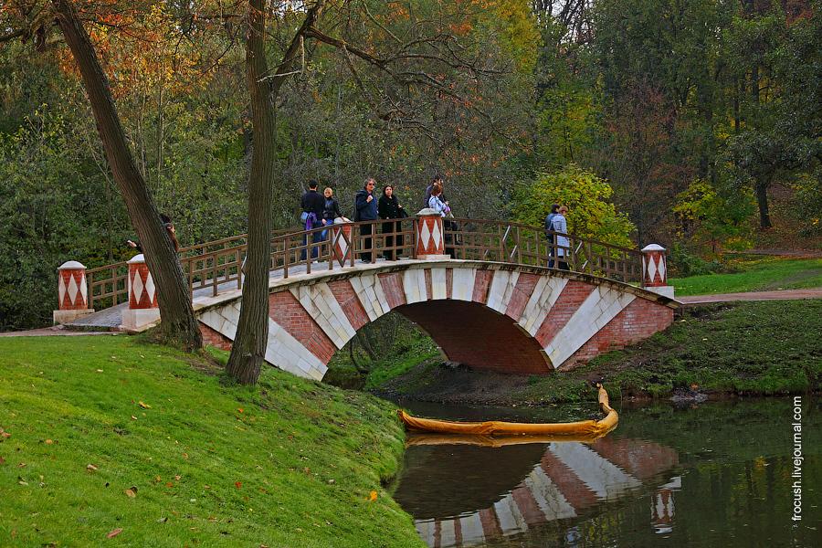 Новый мост над устьем Язвенки