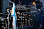 """Возвращение БПК """"Адмирал Левченко"""" 30.11.2010 года"""