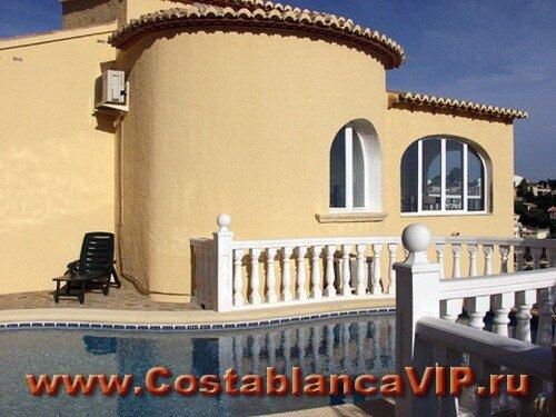 вилла в Moraira, вилла в Испании, недвижимость в Испании, коста бланка, costablancavip