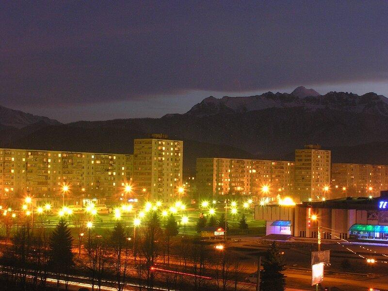 Любимый город - Владикавказ. Мидаграбинские водопады. Лучше гор могут быт