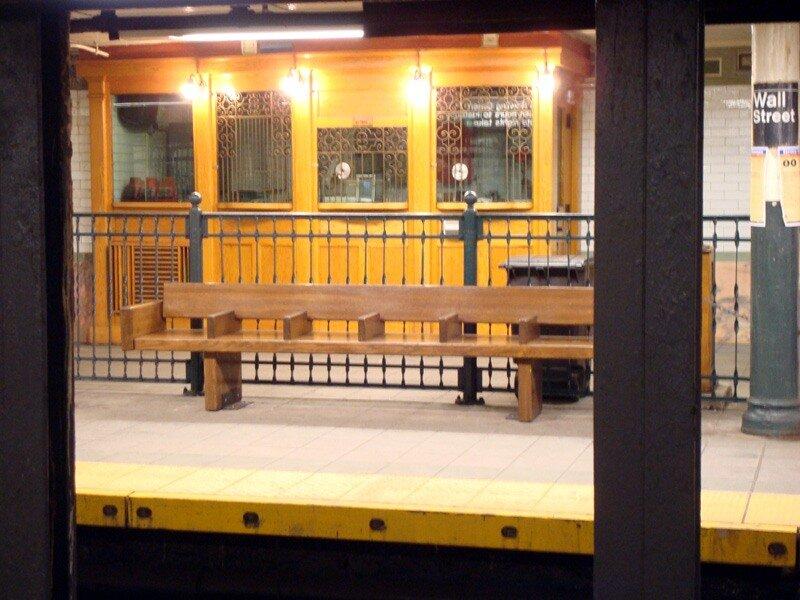 метро нью йорка фото