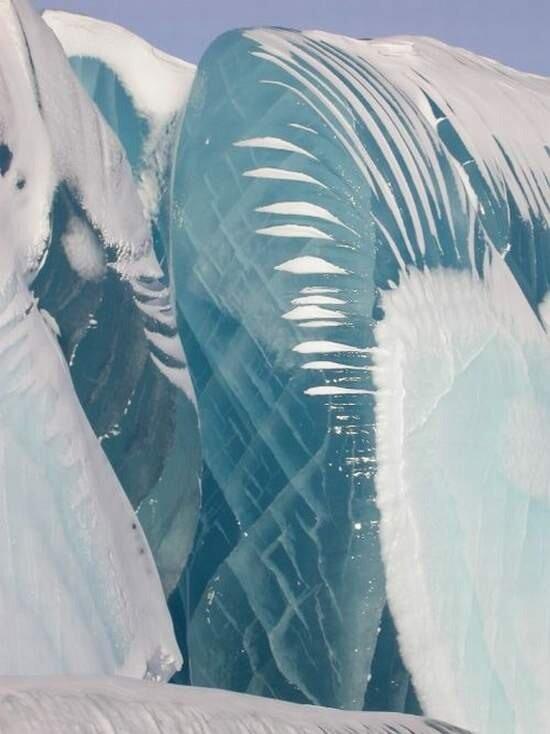 ледники фото
