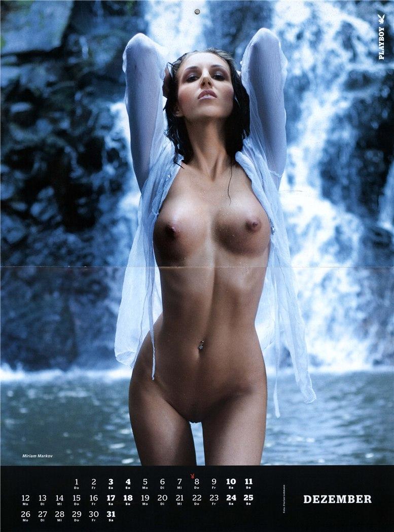 календарь Playboy Germany Playmate Calendar 2011 - Miriam Markov