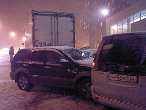 Жителей Владивостока просят, в случае выпадения снега 8 января, воздержаться от поездок на личных автомобилях
