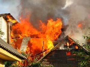 От МЧС Приморья: На пожарах погибло пять человек
