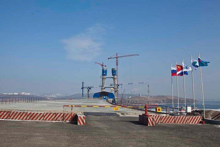 Объекты саммита АТЭС с высоты птичьего полета - 2