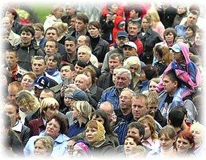 Численность населения России резко сократится