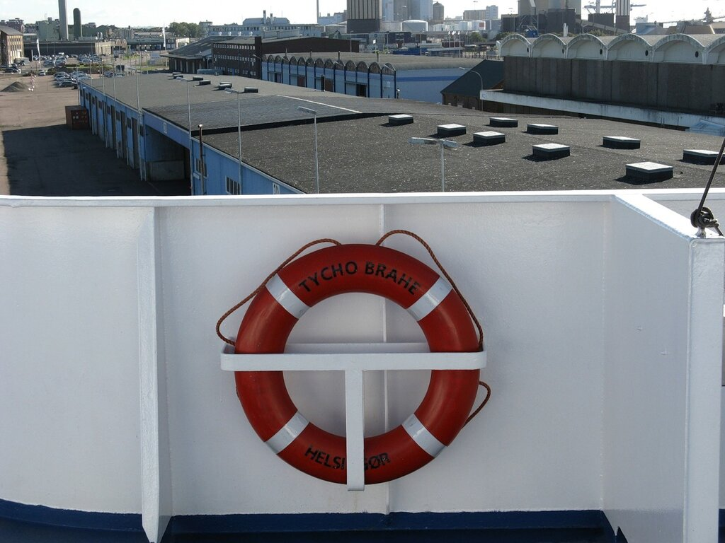 Tycho Brahe ferry